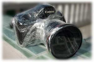защита фотоаппарат от непогоды