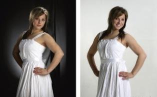 Подобрать фон и одежду для фотосессии, советы фотографу